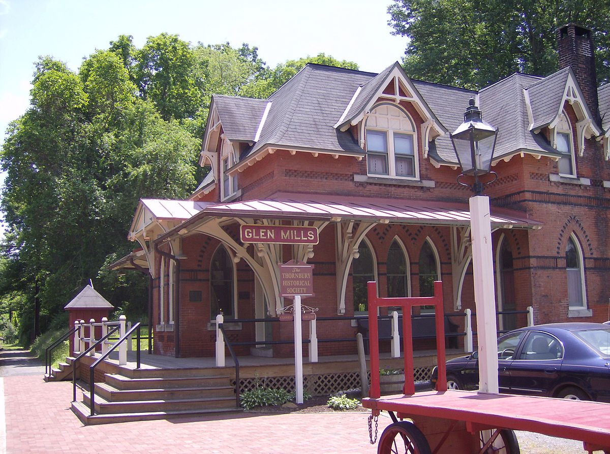 Glen Mills Travel Guide At Wikivoyage