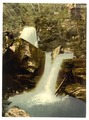Glen Lyn, the upper falls, Lynton and Lynmouth, England-LCCN2002697006.tif