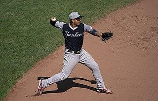 Gleyber Torres Venezuelan baseball infielder