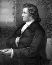 Goethe in c. 1775 (Source: Wikimedia)