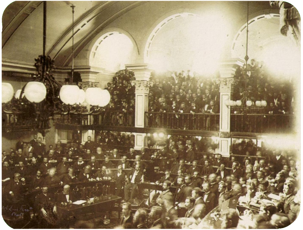 Golden law 1888 Brazilian senate