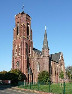 Golzheim Pfarrkirche