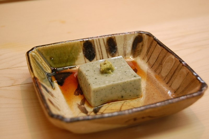 Goma tofu by sunday driver in Kyoto