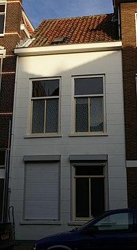 Gorinchem - rijksmonument 16603 - Haarstraat bij 10 20120311.jpg
