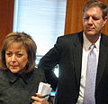 Gov. Susana Martinez & Chief of Staff Keith Gardner (5390628271).jpg