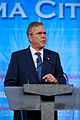 Governor of Florida Jeb Bush at Southern Republican Leadership Conference, Oklahoma City, OK May 2015 by Michael Vadon 136.jpg