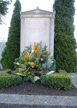 Grabstätte Egk