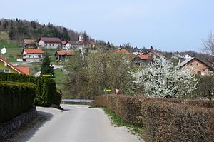 Gradišče, Škofljica - Image: Gradisce Skofljica Slovenia