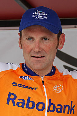Graeme Brown el 2010