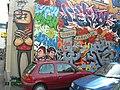 Graffiti Art, Kensington Street, Brighton (2) - geograph.org.uk - 786108.jpg