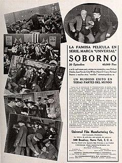 <i>Graft</i> (1915 serial) 1915 film