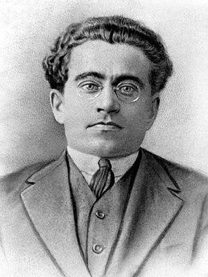 Prison Notebooks - Antonio Gramsci, depicted in 1922