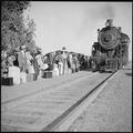 Granada Relocation Center, Amache, Colorado. Last of the residents of the Amache Relocation Center . . . - NARA - 539946.tif