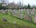 Graveyard by Wattisham Baptist Chapel - geograph.org.uk - 1246077.jpg