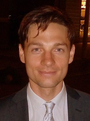 Gregory Smith (actor) - Smith at the 2012 Toronto International Film Festival