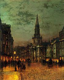 GRIMSHAW John Atkinson Blackman Street London 1885