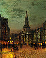 Grimshaw John Atkinson Blackman Street London 1885 Oil On Canvas.jpg
