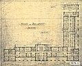 Ground floor plan of Parliament House, Brisbane City, 21 July 1920.jpg