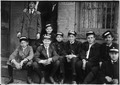 Group of dime messenger service boys - NARA - 523533.tif