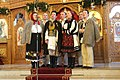 """Grupul Flori de Cântec Românesc la """"Festivalul Datinilor şi Obiceiurilor de Iarnă"""" Negreşti-Oaş 2013 (8).jpg"""