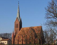 Cerkiew Zaśnięcia Przenajświętszej Bogurodzicy W Gryficach