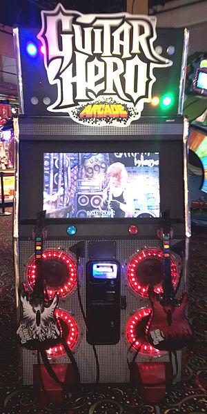 Guitar Hero - Guitar Hero Arcade