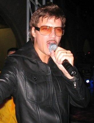 Günther (singer) - Günther in 2007