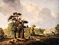 Gut Landruhe - Johann Heinrich Menken - 1800.jpg