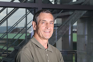 Guy R. Cornelis Belgian microbiologist