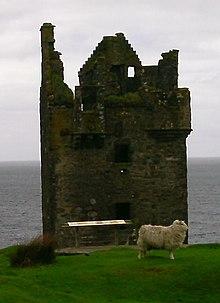 gylen castle is located - photo #22