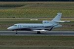 HB-JTA Dassault Falcon 900LX F900 - Air Sarina AG (28913595924).jpg