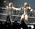 HHH & Steph McMahon WM34 crop.jpg