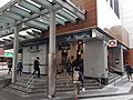 HK 港鐵 MTR 南港島線 South Island Line 利東邨站 Lei Tung Station January 2021 SS2 20.jpg