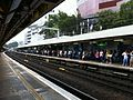 HK Kln Tong MTR Station platform 4-Nov-2013.JPG