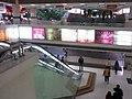 HK Tai Po Plaza 大埔廣場 mall escalators Jan-2013.jpg