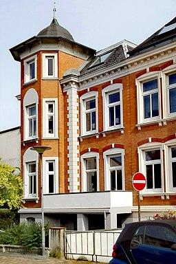 Wakenitzstraße in Lübeck