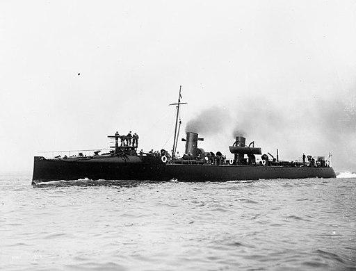 HMS Bruizer IWM Q 021049 A