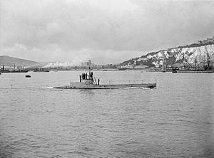 HMS C34 - HMS C34