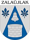 Huy hiệu của Zalaújlak