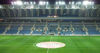 2013 UEFA European Under-21 Championship - Image: Ha Moshava Stadium (4)