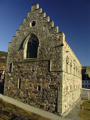 Bergen City Museum - Image: Haakonshallen
