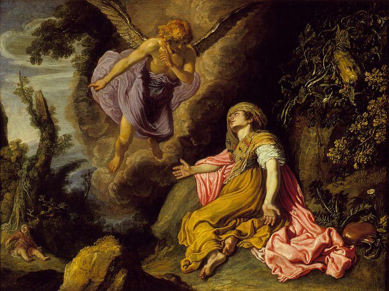 File:Hagar and the Angel LACMA M.85.117.jpg