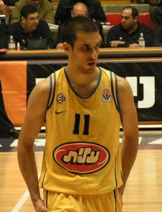 Yotam Halperin - Halperin with Maccabi, 2004