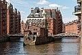Hamburg, Speicherstadt, Wasserschloss -- 2016 -- 2890.jpg