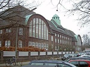 Fritz Schumacher (architect) - Hamburg Municipal Baths
