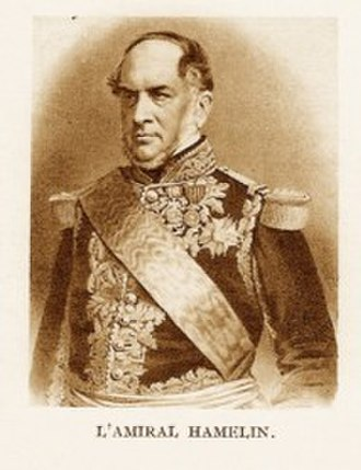 Mauritius campaign of 1809–11 - Jacques Hamelin
