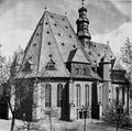 Hanau Neustadt - Niederländisch-Wallonische Kirche von Südwesten.png