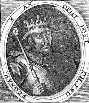 Harald II of Denmark - 17th century depiction of Harald II.
