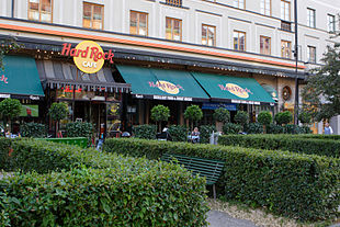 Hard Rock Cafe di Stoccolma