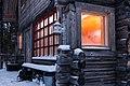Harjajärvi cabin (15856215607).jpg